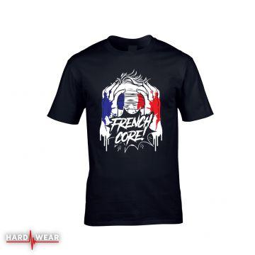 Hard-Wear Frenchcore t-shirt   blindfolded