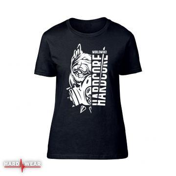 Hard-Wear Hardcore dames t-shirt | Hardcore worldwide!