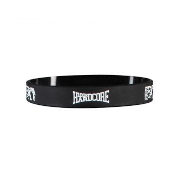 100% Hardcore Bracelet | 100% Hardcore ☓ Noir-Blanc