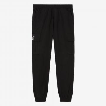 Australian Hard Court pantalon de jogging poche surdimensionnée   noir