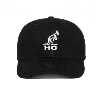 Australian casquette Hard Court broderie | noir