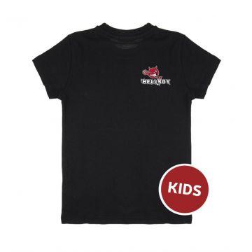 Hellboy kids T-shirt devil collectie | zwart