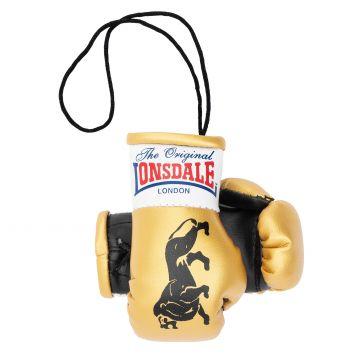 Lonsdale Mini Gants De Boxe | or