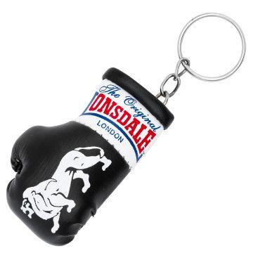 Lonsdale Porte-clés Mini Gant De Boxe   noir