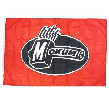 Mokum Records drapeau | rouge
