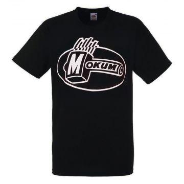 Mokum T-shirt Glow In The Dark | noir