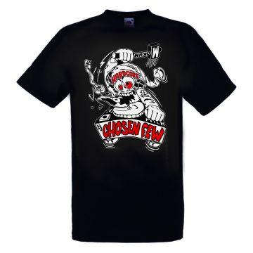 Chosen Few T-shirt logo