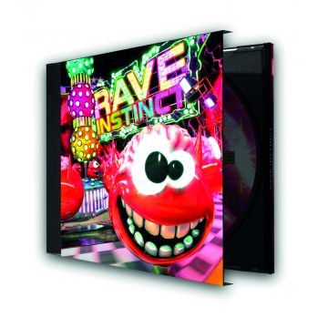 Rave Instinct CD – The Sound Of Early Hardcore