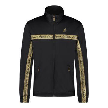 Australian veste bande dorée sur la poitrine 2.0 | noir