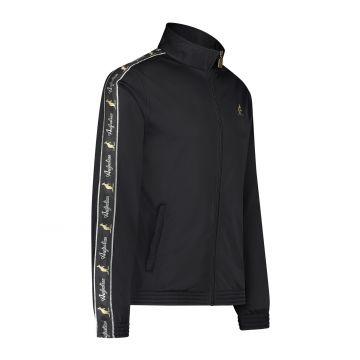 Australian veste slim fit avec bande noire 2.0 | noir