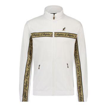 Australian veste bande de poitrine dorée 2.0 | blanc