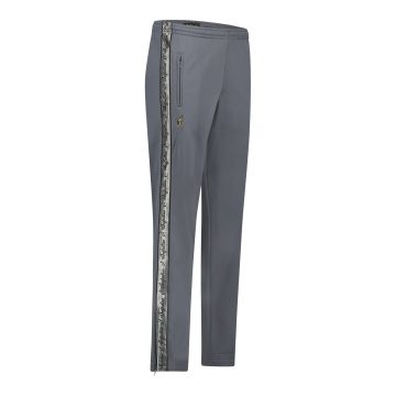 Australian pantalon avec bande argentée et 2 fermetures éclair 2.0 | gris