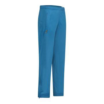 Australian pantalon avec 2 fermetures éclair uni | bleu sarcelle
