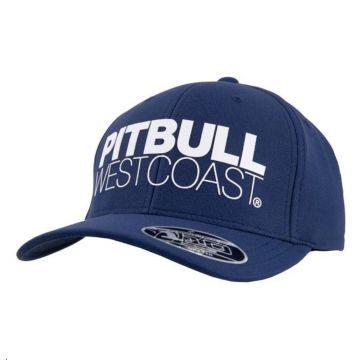 Pit Bull snapback seascape | bleu marin