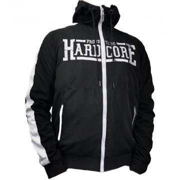 Proud to be hardcore windbreaker | black