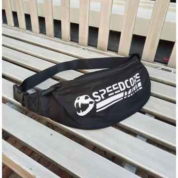 Speedcore Italia heuptas | zwart