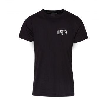 Unproven T-shirt logo désign II | noir
