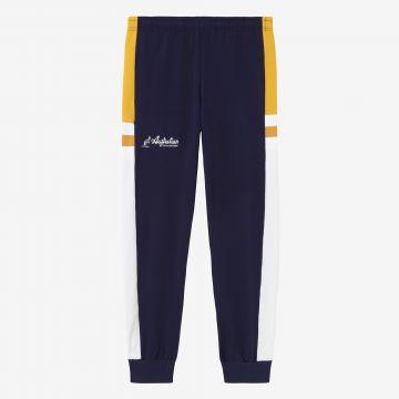 Australian sportswear pantalons de survêtement avec bordure blanche jaune | bleu cosmo