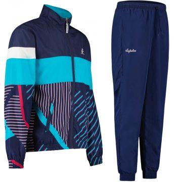Australian sportswear survêtement lines | bleu cosmo