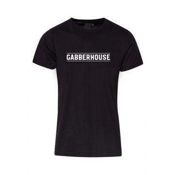 Hard-Wear T-Shirt Gabberhouse | noir