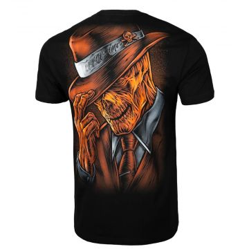 Pit Bull T-shirt Man In Hat