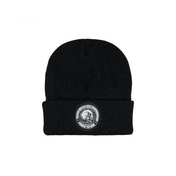 Terror bonnet avec broderie worldwide MF! | noir