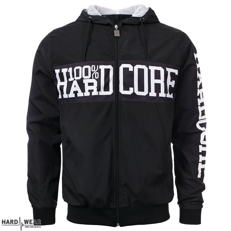 100% Hardcore vest | windbreaker center core