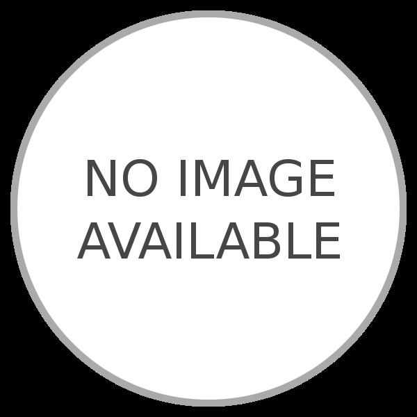 Australian pet crossover logo EXCLUSIEF | zwart X smurfblauw tekst