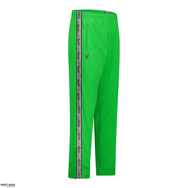 Australian pantalon bande grise   kawasaki vert